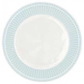 TALERZ PLATE ALICE PALE BLUE