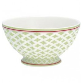 French bowl xlarge Sasha green