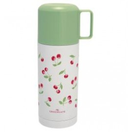 TERMOS CHERRY WHITE 350ml GREEN GATE