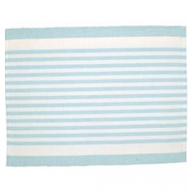 Placemat Alice stripe pale blue