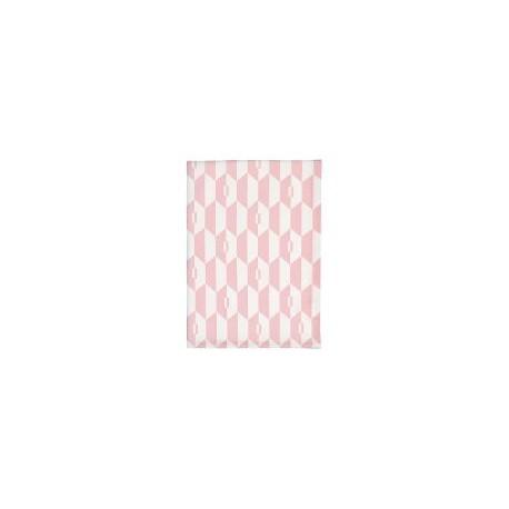 nowe Tea towel Aurelie pale pink