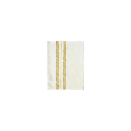 Tea towel Corine white