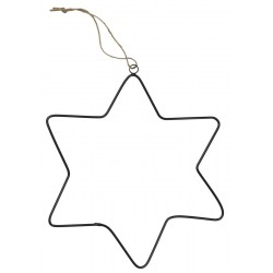 Star for hanging