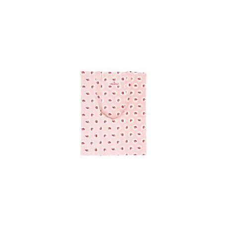 2019Bag cotton Strawberry pale pink