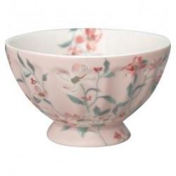 2019French bowl medium Jolie pale pink