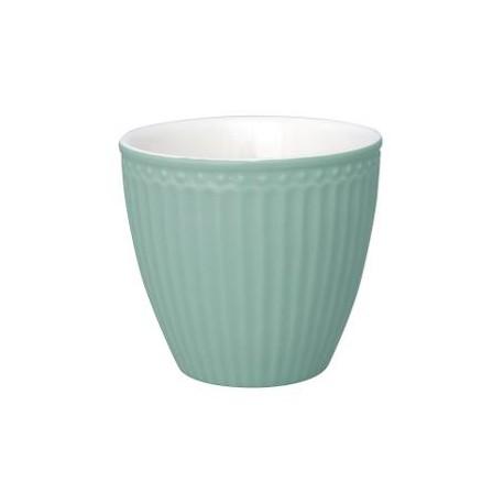 2019Latte cup Alice dusty mint
