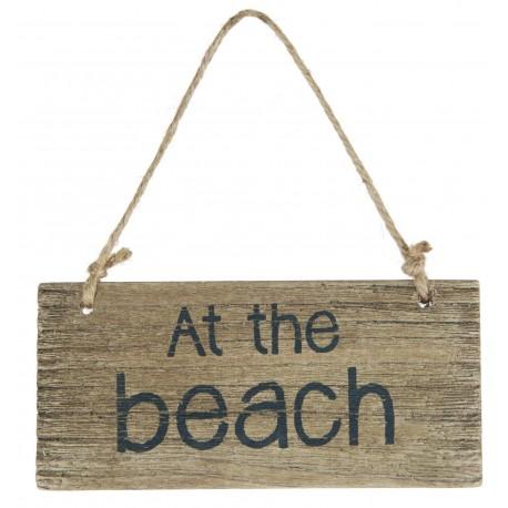 TABLICZKA At the beach IB LAURSEN