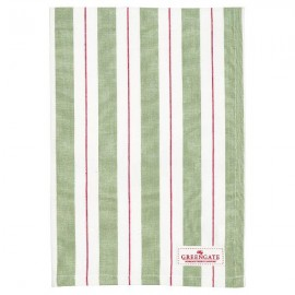 RĘCZNIK KUCHENNY TEA TOWEL ELINOR GREEN GREEN GATE