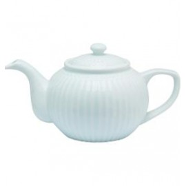 CZAJNICZEK TEAPOT ALICE PALE BLUE GREEN GATE