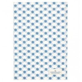 RĘCZNIK KUCHENNY TEA TOWEL LOLLY BLUE GREEN GATE