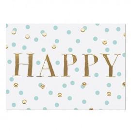 KARTKA POCZTOWA HAPPY KRIMA&ISA