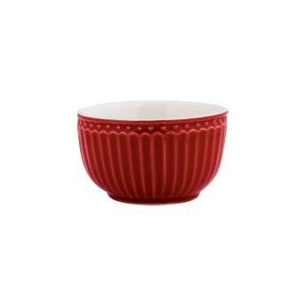 Mini bowl Alice red