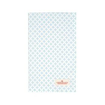 Tea towel Sasha blue