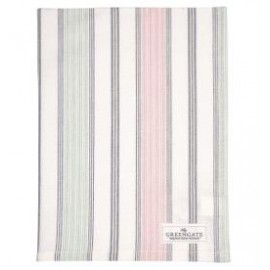 Tea towel Mabel white