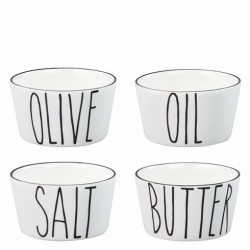MISECZKI SALT , BUTTER, OIL, OLIVE BASTION COLLECTIONS