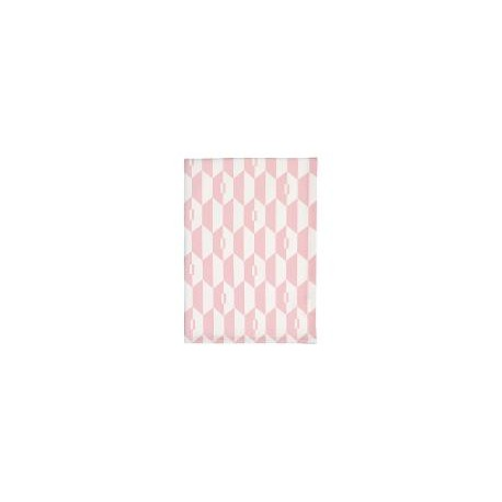 nowe Tea towel Aurelie pale pink