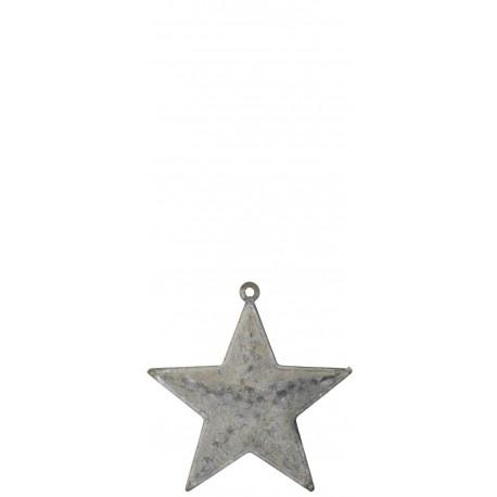 Star for hanging no ribbon