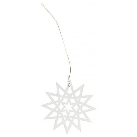 Christmas ornament paper star