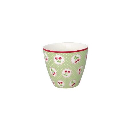 2019Latte cup Cherry berry p.green