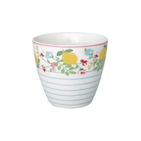 2019Latte cup Limona white