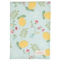 2019Tea towel Limona pale blue