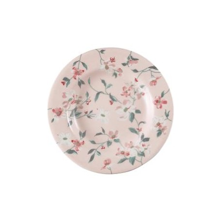 2019Small plate Jolie pale pink