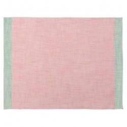 2019Placemat Minna pale pink 35x45cm