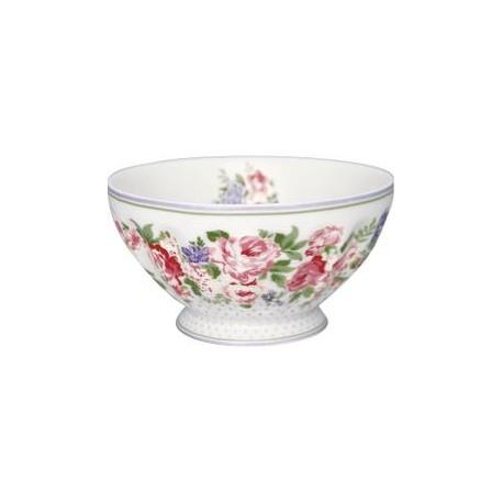 2019French bowl xlarge Rose white