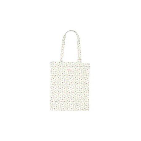 2019Bag cotton Lily petit white