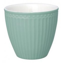 2019Latte cup Alice dusty mint