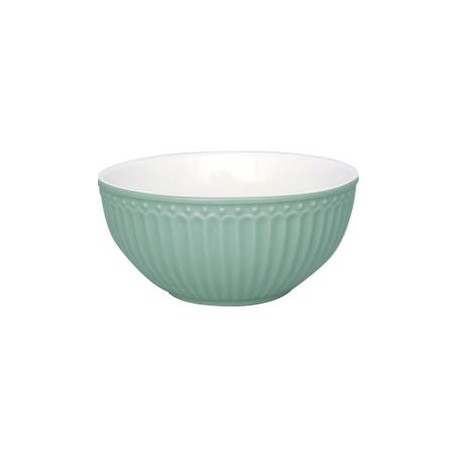 2019Cereal bowl Alice dusty mint