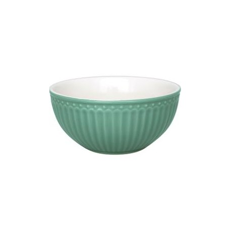 2019Cereal bowl Alice dusty green