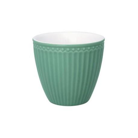 2019Latte cup Alice dusty green