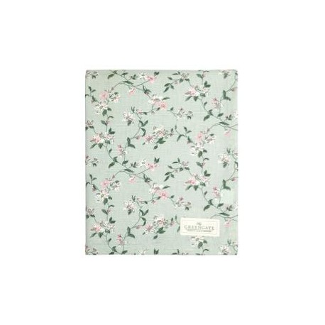 OBRUS JOLIE PALE MINT 145CM X 250CM GREEN GATE