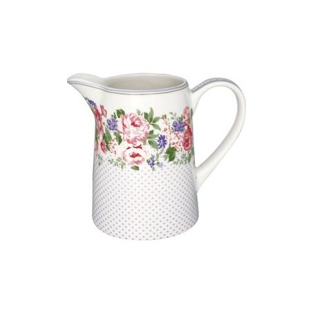 GG Jug Rose white 1L