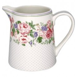 GG Jug Rose white 0,5L