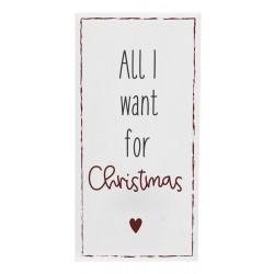 ib Napkin All I want for Christmas 16 pcs per pack