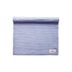 19  Table runner Juno dusty blue