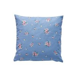 19 Cushion Nicoline dusty blue 40x40cm