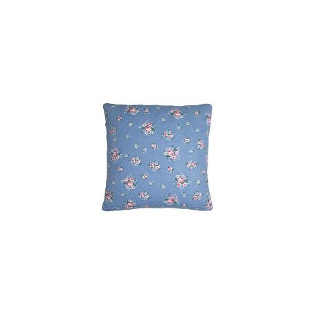 19 Cushion Nicoline dusty blue 50x50cm