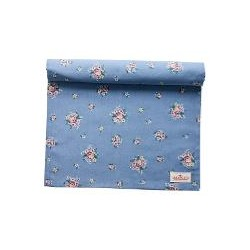 19  Table runner Nicoline dusty blue