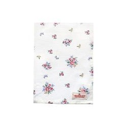 19 Tea towel Nicoline white