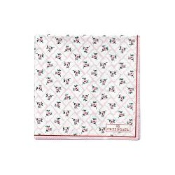 19 Napkin Rita pale pink small 20pcs