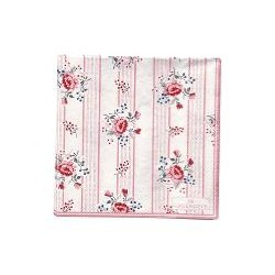 19 Napkin Fiona pale pink small 20pcs