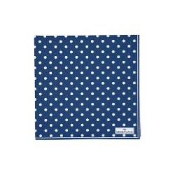 19 Napkin Spot blue large 20pcs