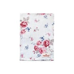 19 Tea towel Elisabeth white