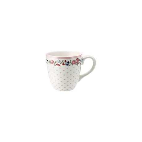 19 Kids mug Ruby petit white