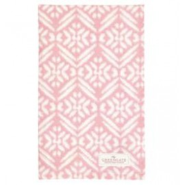 RĘCZNIK KUCHENNY Tea towel Kaya peach 50x70cm GREEN GATE