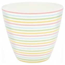 GG20 Latte cup Ansley white