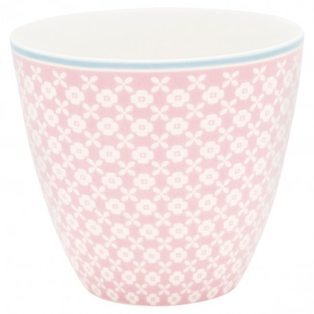 GG20Latte cup Helle pale pink